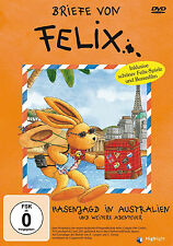 Briefe von Felix-Hasenjagd in Australien DvD Neu+in Folie(L3-753)