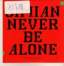 (CP375) Simian, Never Be Alone - 2002 DJ CD