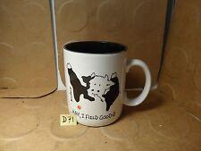 Hay, I Feel Good Coffee Mug, Doug Wilson Design (Used/EUC)