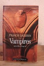 -*- Vampires -*- de Françis Lacassin  (Edit-1995-de Bartillat) ( 455 pages)