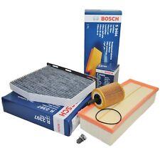 BOSCH Inspektionspaket Filtersatz Filterpaket AUDI SKODA SEAT