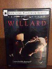Willard Crispin Glover   DVD