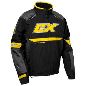Mens Castle X Blade G5 Snowmobile Jacket Winter Coat Waterproof Windproof