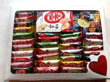Japanese kitkat Japan kitkats Tirol chocolates 50P New citrus banana oreo mint