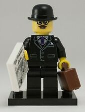 Real Genuine LEGO Figures 8833 Series 8 Minifigure - no. 8 Businessman