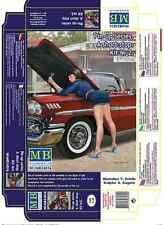 DE PRETTY  Pin-up series A short stop Kit No2 1/24 MASTER BOX 24016 NEW