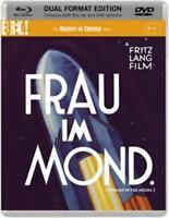 Woman IN The Luna (Aka Frau IN Mond ) Blu-Ray + DVD Nuovo (EKA70143)