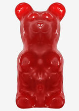USA The World's Largest Gummy Bear Cherry Flavour- Approx 2.2kg Christmas
