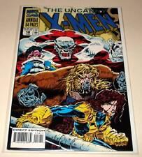 The UNCANNY X-MEN ANNUAL # 18 Marvel Comic 1994  VFN/NM