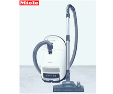 Miele Vacuum Cleaner Complete C3 Silence Bagged Cylinder - 550W