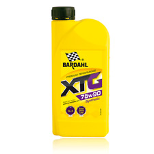 Huile 75W90 - XTG boites et ponts EP Synthèse GL-5 - 1L - BARDAHL