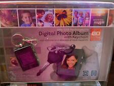 Digital Photo Album Keychain 8Mb USB Rechargeable