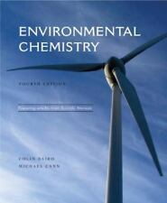 Environmental Chemistry by Baird, Colin; Cann, Michael