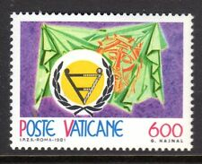 Vatican City - 1981 Year of the disabled - Mi. 791 MNH