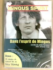 DVD / MINGUS SPIRIT / HOMMAGE A CHARLIE MINGUS / NEUF SOUS CELLO