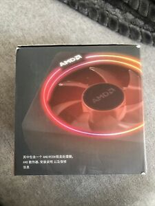 AMD RYZEN 7 2700X PROCESSOR AM4 3.7Ghz CPU 8-CORE BOXED + WRAITH PRISM COOLER