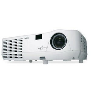 NEC NP115 DLP Projector Refurbished 2500 Lumens HD 1080i With Power Cord