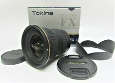 """Tokina AT-X PRO 17-35mm f/4 SD FX AF IF Lens For Canon """"Excellent"""" From Japan"""