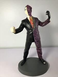 Scarce 1995 Batman Forever Two 2 FACE Statue Tommy Lee Jones