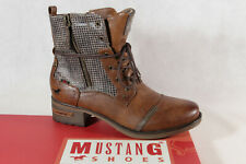 Mustang Ankle Boots Braun New