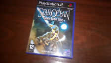 SONY PLAYSTATION 2 PS2 - STAR OCEAN TILL THE END OF TIME #G33 BOXED