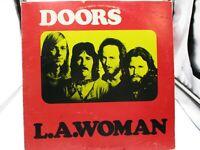 "The Doors - ""LA Woman"" Vinyl LP 1971  Elektra EKS 75011 VG+ cover VG"