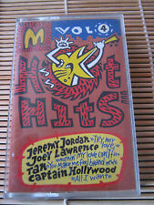 McDonalds Hot Hits Vol 4 compilation Various RETRO compilation MIX cassette Tape