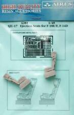 Aires 1:48 SJU-17 Ejection Seats for F-18E/F F-14D - Resin Update #4281