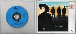 "Rainbirds Sea Of Time Mini 3"" Inch CD Single"