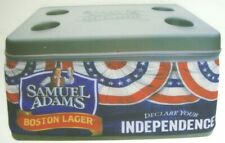 Samuel Adams Boston Lager Soft Folding Cooler Promo 58 Q Ice Chest Independence