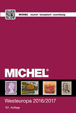 Michel Europa Band 6 2016/2017 Westeuropa NEU, Hardcover!