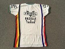 vintage Frisol Gazelle Thirion wielershirt cycling jersey