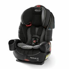 Graco Nautilus 65 LX 3 in 1 Harness Booster Car Seat Featuring Ion