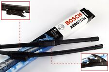 GENUINE BOSCH WIPERS AEROTWIN FOR VW SEAT SKODA AUDI 3 397 007 556 A556S
