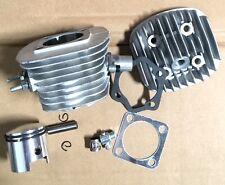 "80cc 66cc motor bike parts -  SHORT intake cylinder TOP END 15/16"" 8mm"