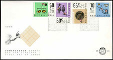 Netherlands 1986 Antique Measuring Instruments FDC First Day Cover #C27885