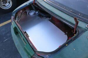 LRB Speed Aluminum Trunk Cover - Fits: Mazda Miata 89-97 NA6 NA8 MX5 MX-5