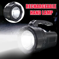 10W LED Scheinwerfer Taschenlampe Handscheinwerfer Akku-Handlampe  LK!