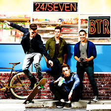 24 / Seven - Big Time Rush CD Sealed ! New !