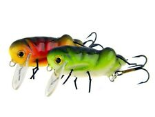 Insecte Microbait Grasshopper / 1,7g 29mm / Floating / leurres de surface