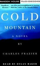 Cold Mountain by Charles Frazier (1997) AUDIOBOOK CASSETTES (2) ABRIDGED SEALED