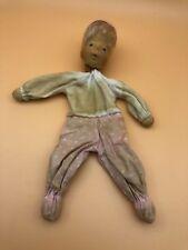 Alte Puppe 28 cm. Sehr Alt. Zustand ( Siehe Fotos )