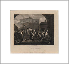 Gate of Calais Williem Hogarth Roastbeef Rindfleisch Soldaten SUPERPREIS V 0610