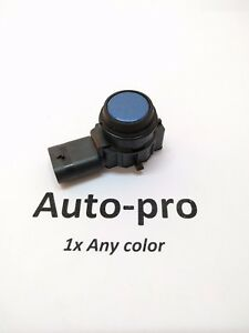 NEW original PDC Parking sensor BMW F30 F31 F32 F33 F34 ESTORIL BLUE B45 9261595
