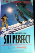 THE SUNDAY TIMES SKI PERFECT PART TWO VHS SPONSORED BY CITROEN