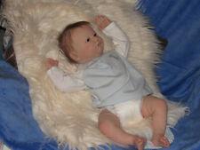 "Reborn Doll Realborn Landon Awake, 6 Lbs. 21"", COA"
