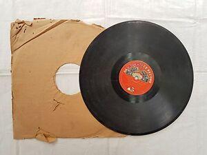 "1942 Vintage Rare 78 RPM ""Saugandh Movie - RC Boral - New The Atres"" Record"