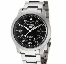 Seiko 5 SNK809K1 Automatic Black Dial Men's Watch
