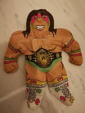 VINTAGE RARE WWF ULTIMATE WARRIOR WRESTLING BUDDY WWE