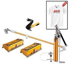 TapeTech Drywall Tools Flat Box Basic Set - NEW - FREE T-Shirt